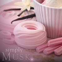 Musk natural soy jar candle - 100% Australian Made