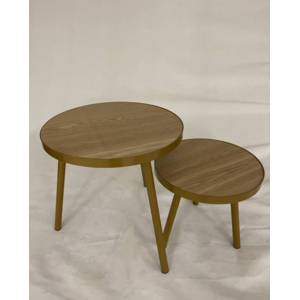 Belinda side table set of 2 - Sizes sold separately