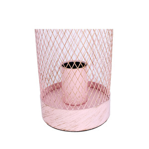 Clara Touch Table Lamp - Pink