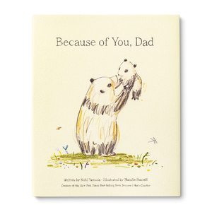 'Because Of You, Dad' Book