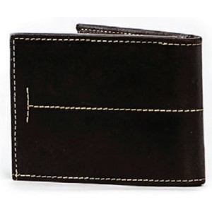 Balbino small wallet dark brown