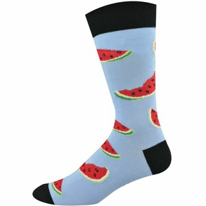 Watermelon socks - Bamboozld