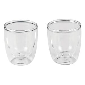 D/Wall Glass Set/2 80ml