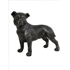 Wallace Dog Sculpture - 36.5x75x57cm - CLICK & COLLECT ONLY