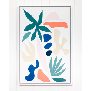 Premium Edition - Collage Summer Organic - 62x92cm - CLICK & COLLECT ONLY