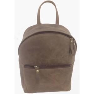 Small leather rucksack - Hulla 2082
