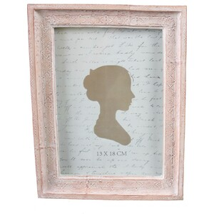 Frame Marie Pink/White