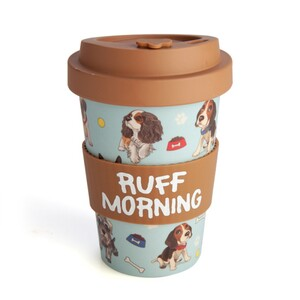 Ruff Morning Bamboo Mug