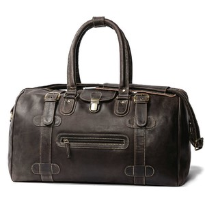 Macalla travel bag dark brown