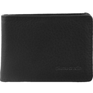 Black Pierre Cardin italian leather wallet