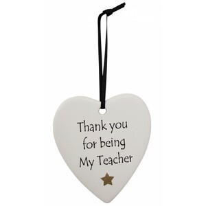Hang Heart Teacher
