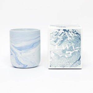 Lava 12oz ceramic jar - Sea Salt & Rose