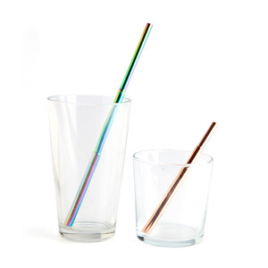 Worlds smallest extendable straw